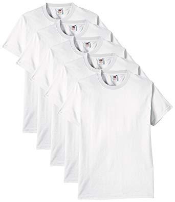 lot de tee shirt blanc