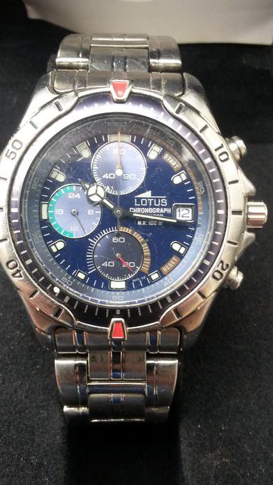 lotus chronograph