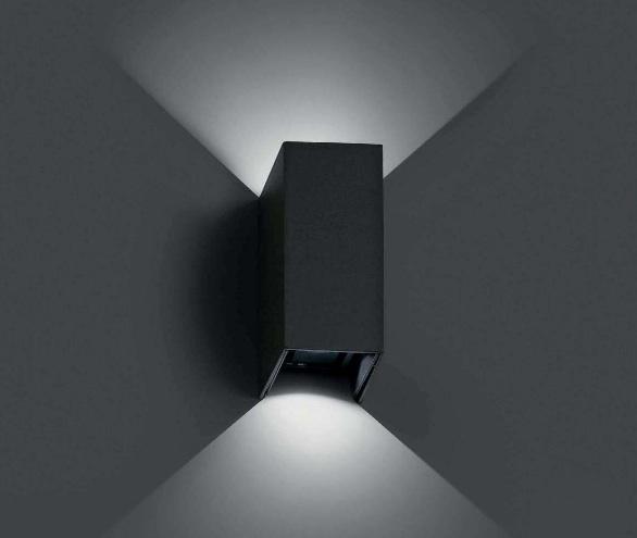 luminaire exterieur gris anthracite