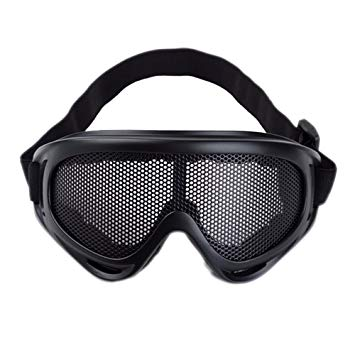 lunette de protection airsoft grillage