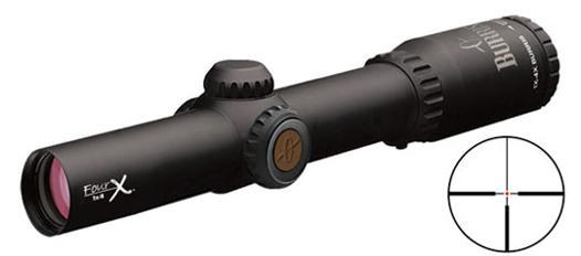 lunette de tir point rouge