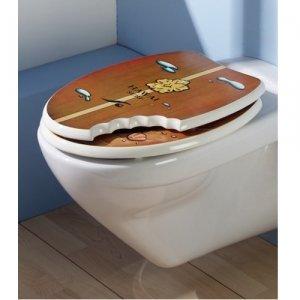lunette toilette originale