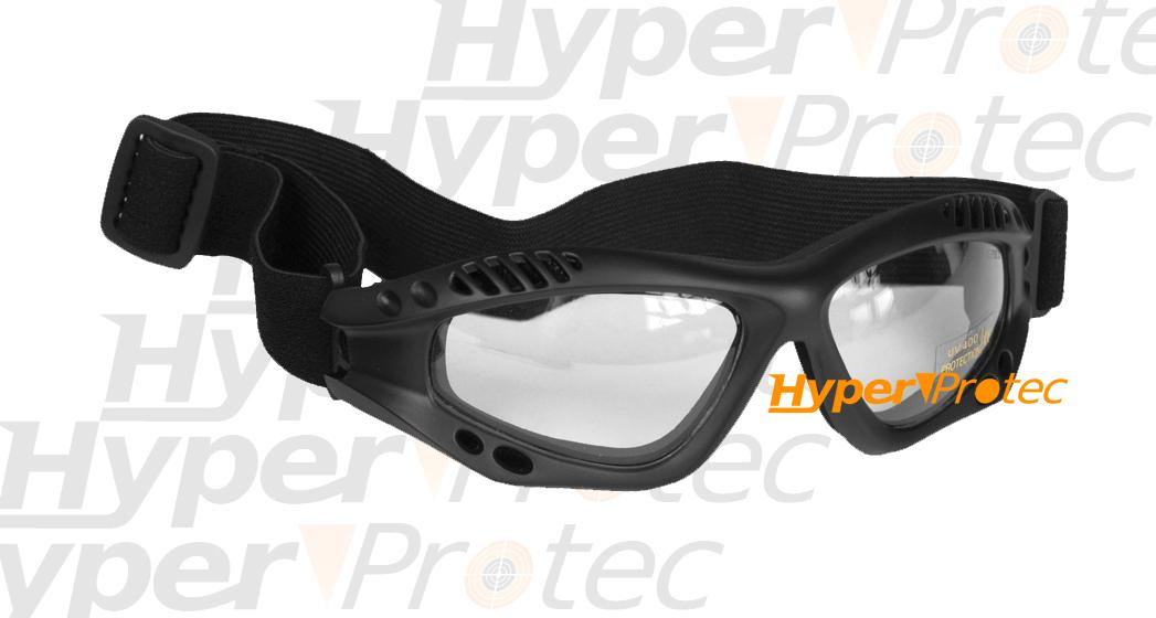 lunettes de protection airsoft