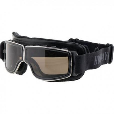 lunettes moto retro