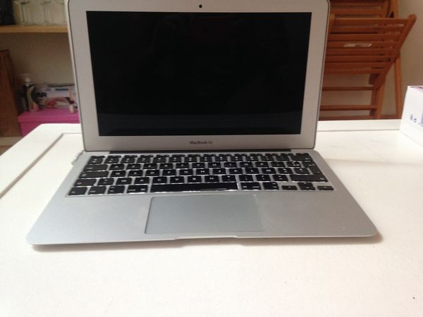 macbook air d'occasion