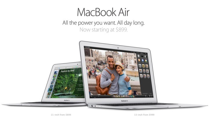 macbook air promo