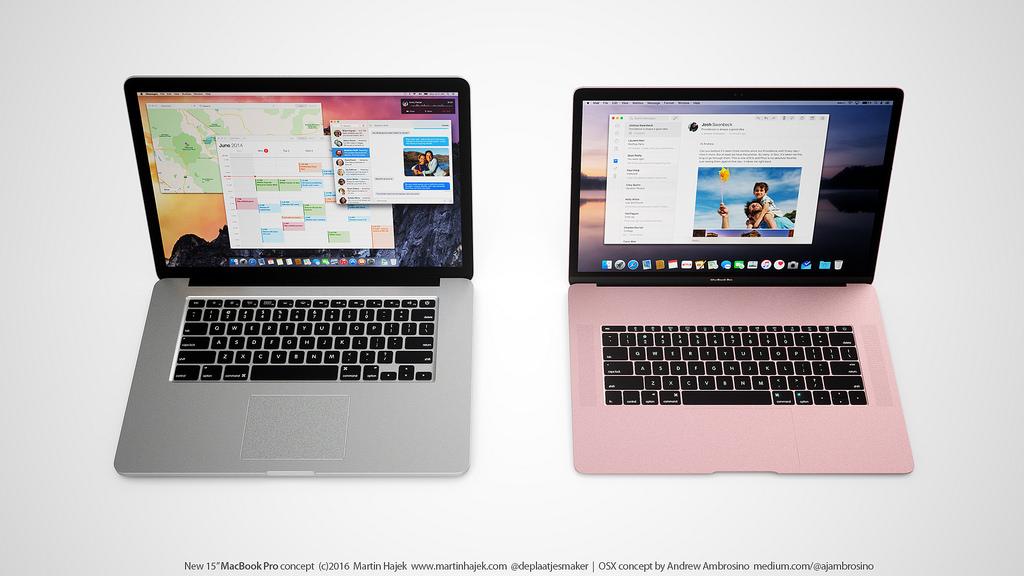 macbook nouveau 2016