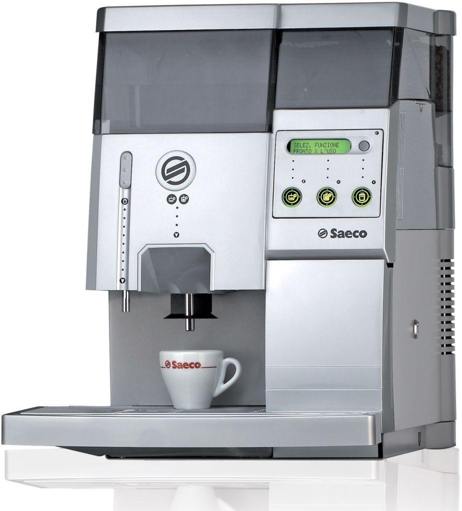 machine à café grain saeco