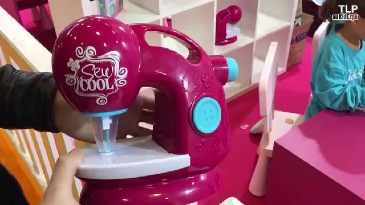 machine a coudre enfant sew cool