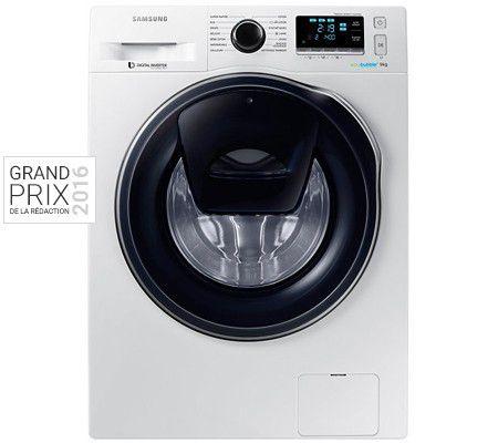 machine a laver  qualité