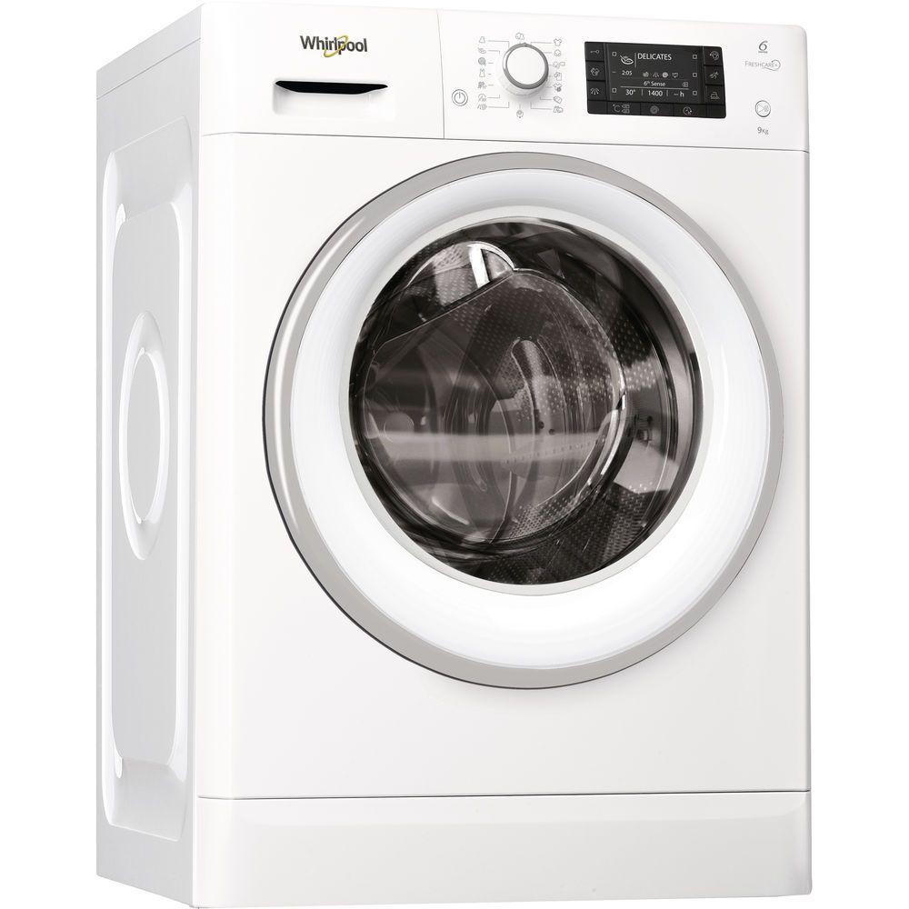 machine à laver whirlpool