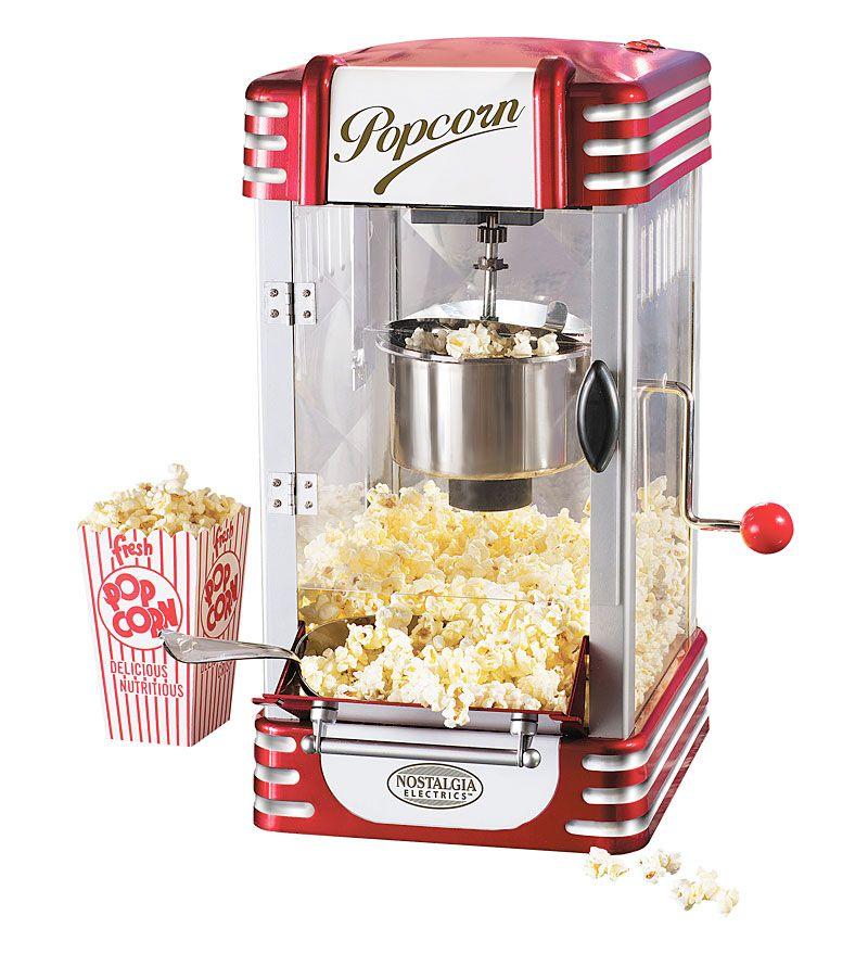 machine à pop corn simeo