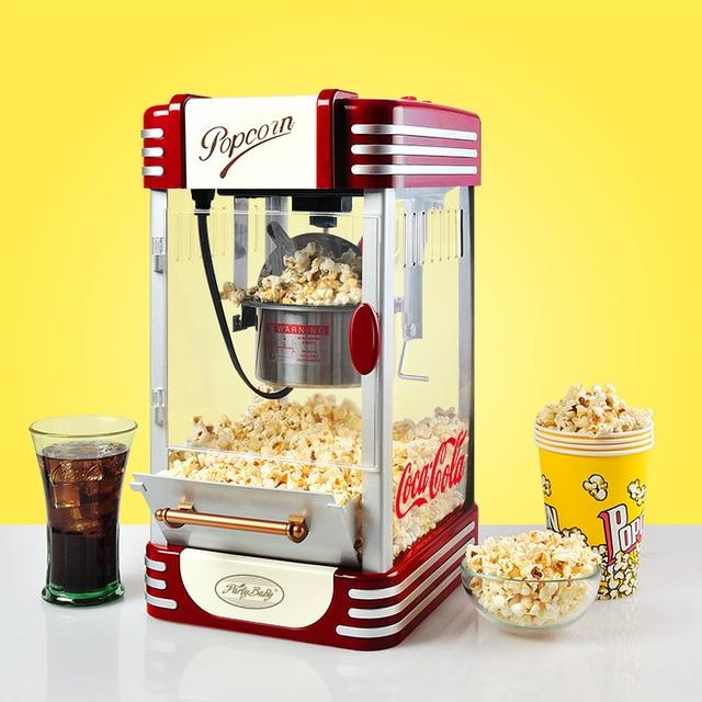 machine a pop corn sucré