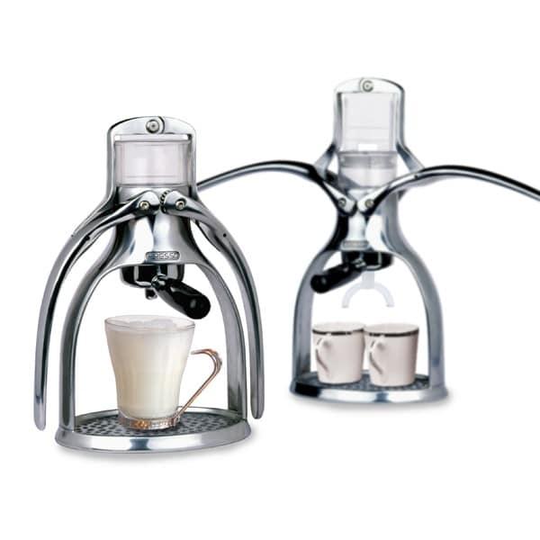 machine café manuelle