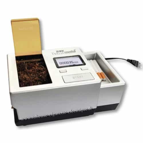 machine électrique à tuber les cigarettes