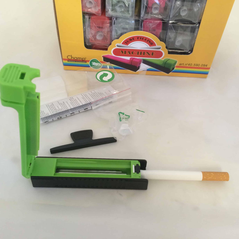 machine pour faire des cigarettes