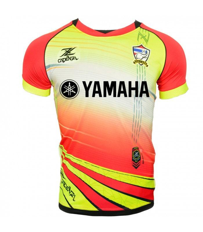 maillot de foot yamaha