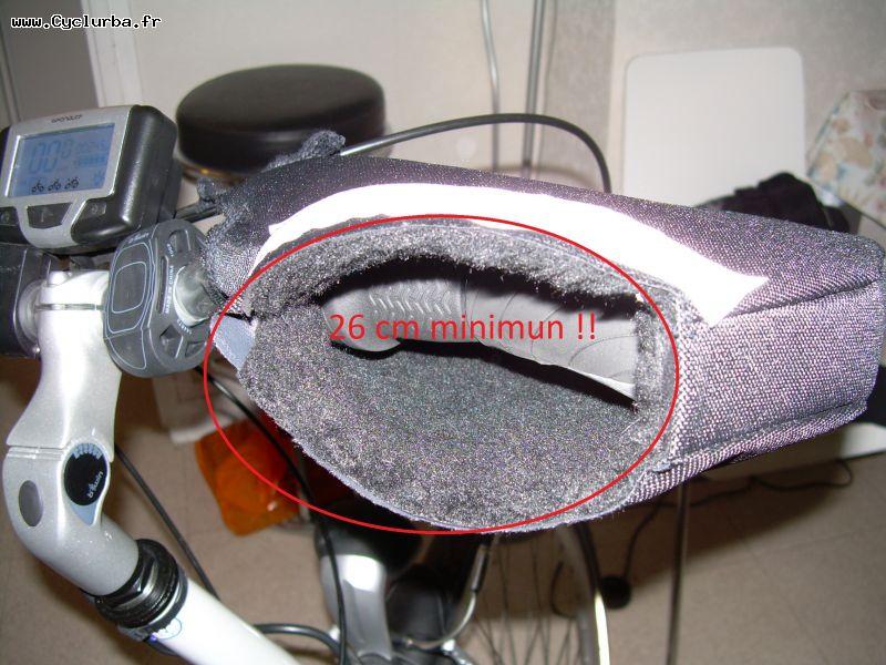 manchon velo decathlon