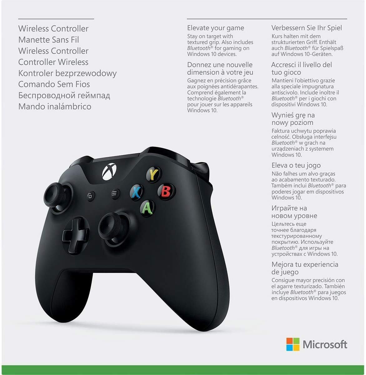 manette xbox one bluetooth windows 10