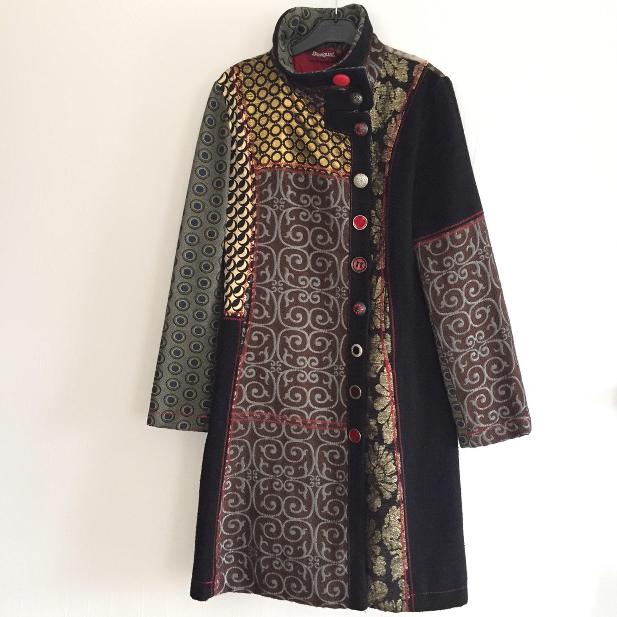 manteau desigual
