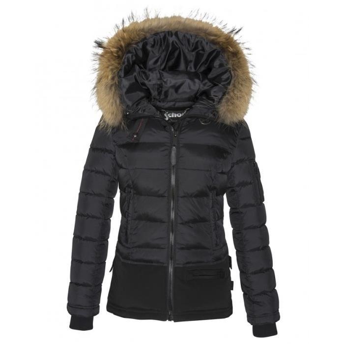 manteau doudoune pas cher