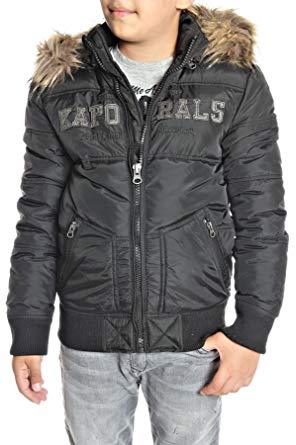 manteau kaporal enfant