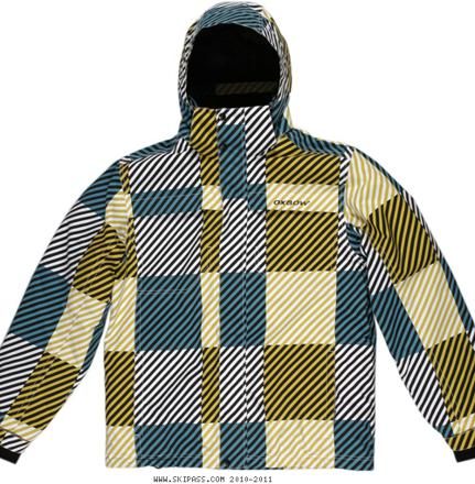 manteau ski oxbow