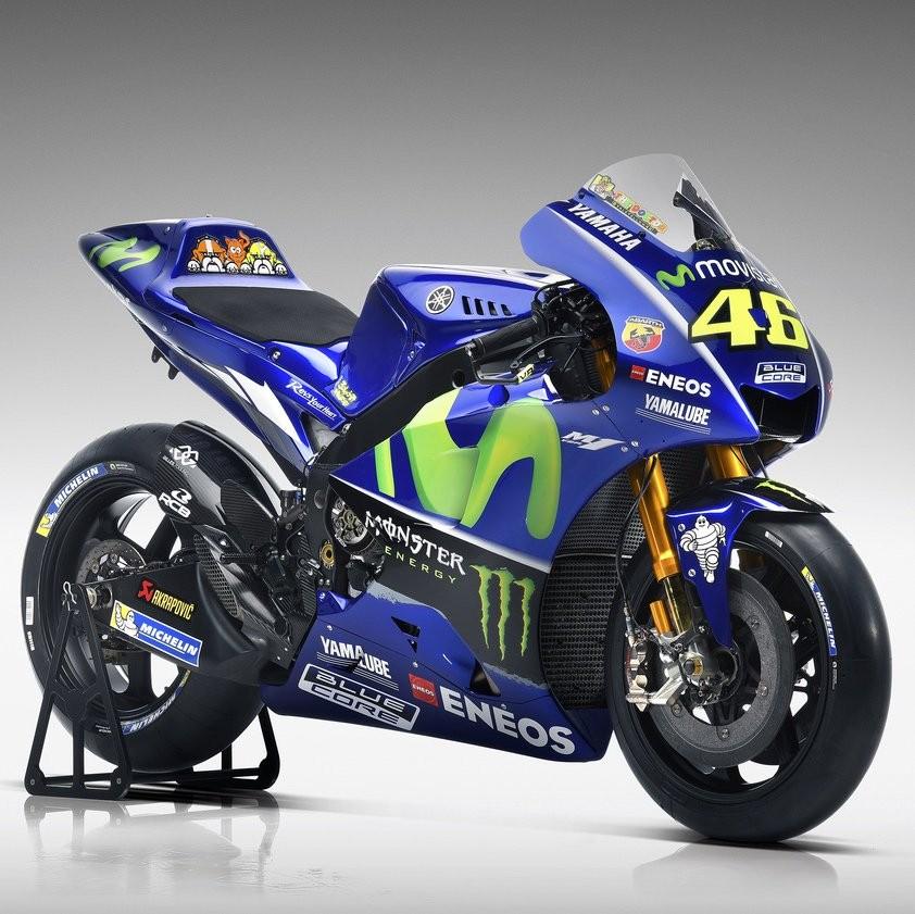 maquette moto gp