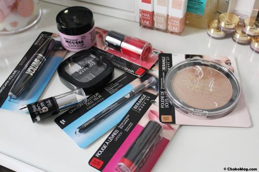 maquillage note avis