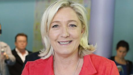 marine le pen biographie