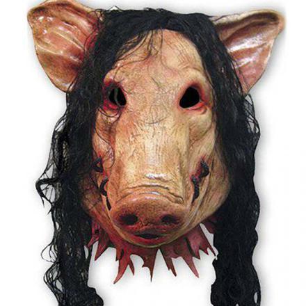 masque saw cochon