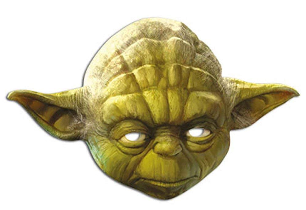 masque yoda enfant