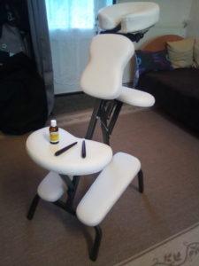 massage aux batons