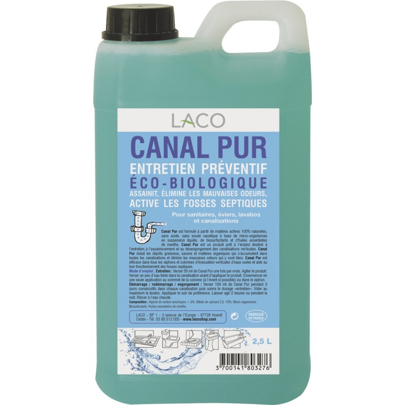mauvaise odeur canalisation fosse septique