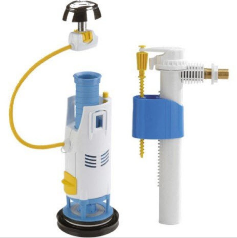 mecanisme chasse d eau suspendu