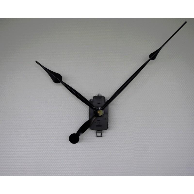 mecanisme horloge grandes aiguilles