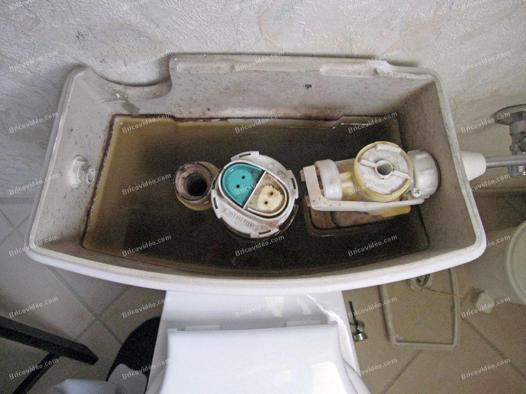 mecanisme wc villeroy et boch