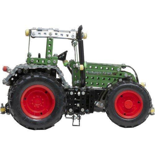 meccano tracteur à construire