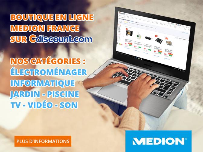 medion.fr