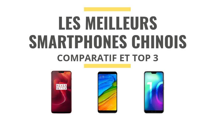 meilleur choix smartphone