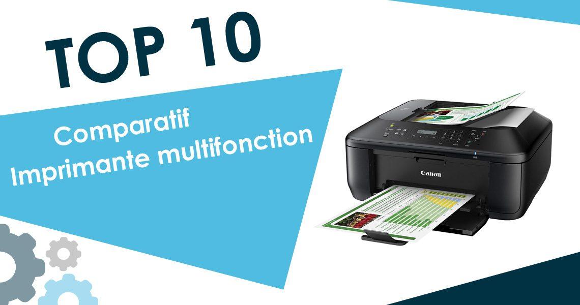 meilleur imprimante multifonction 2017