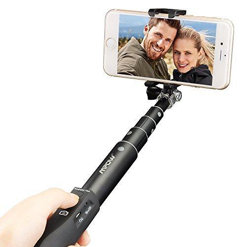 meilleur perche selfie
