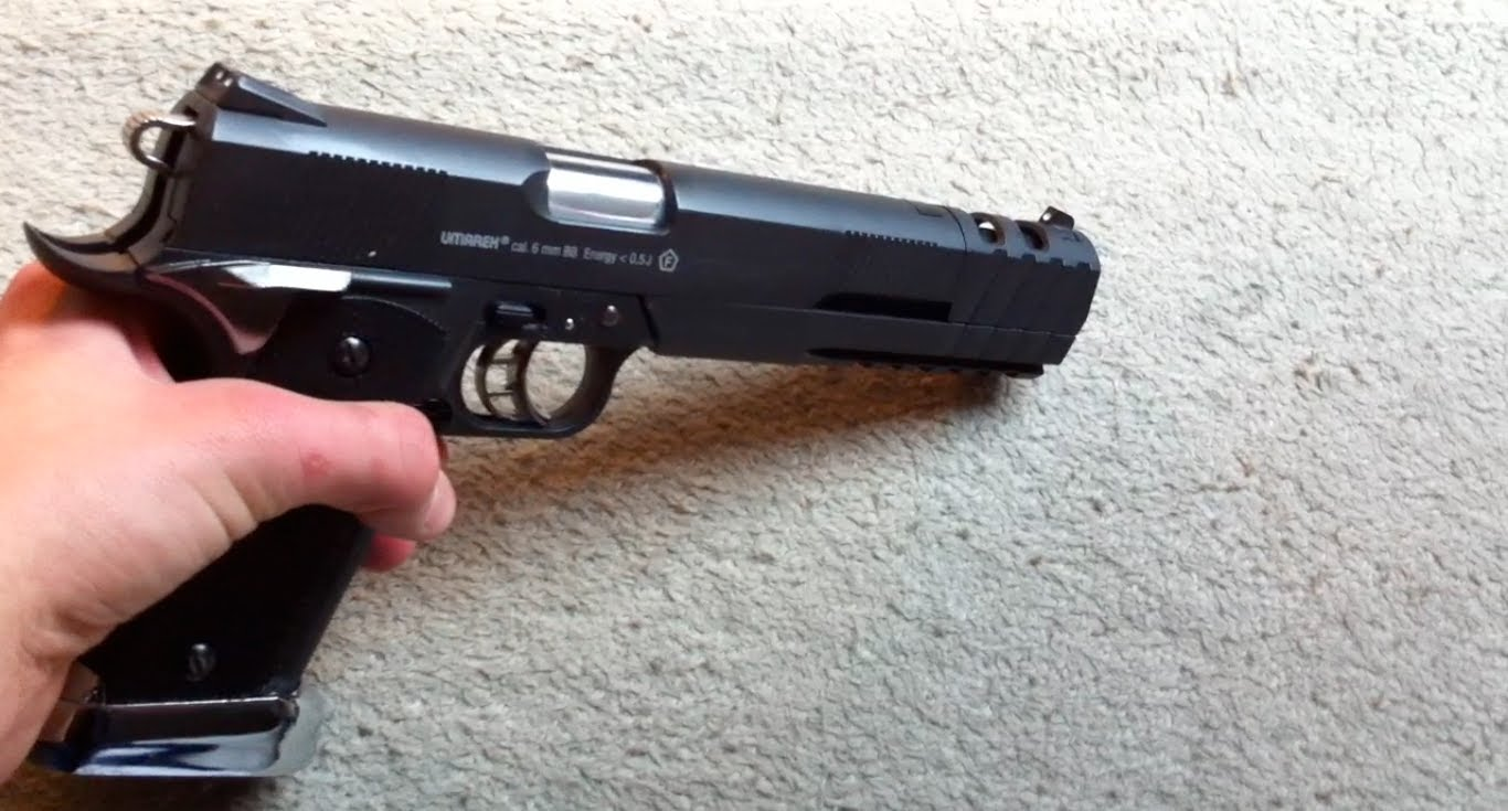 meilleur pistolet a bille