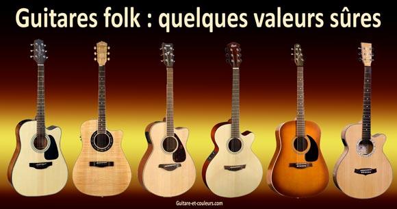 meilleur rapport qualité prix guitare acoustique