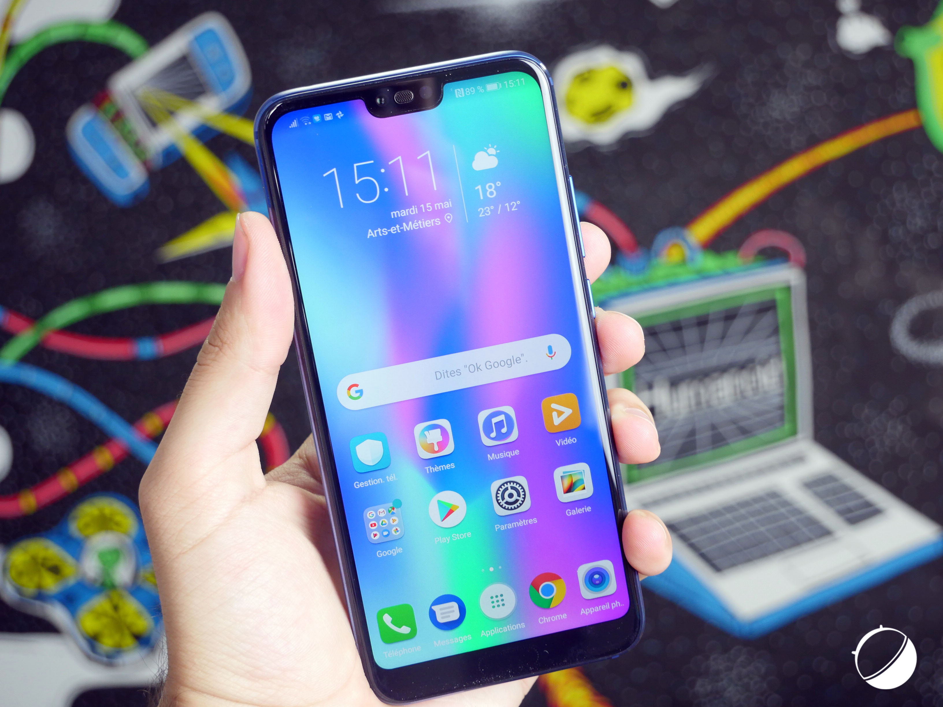 meilleurs smartphone moins de 400 euros