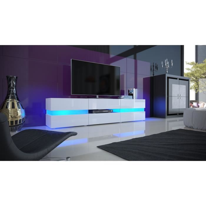 meuble led tv