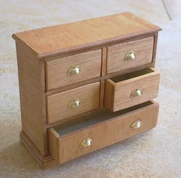 meuble miniature 1/12