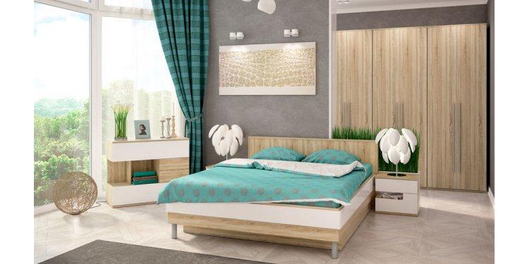 meuble mural chambre a coucher