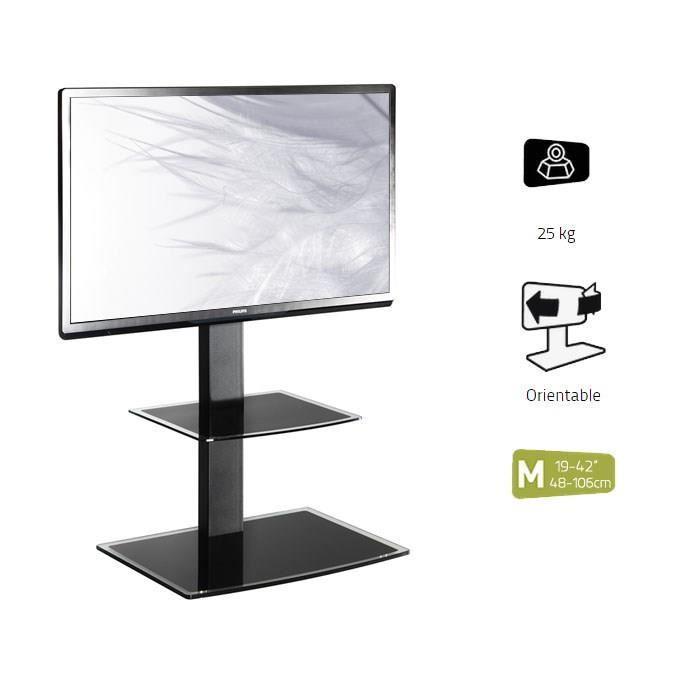 meuble pied tv