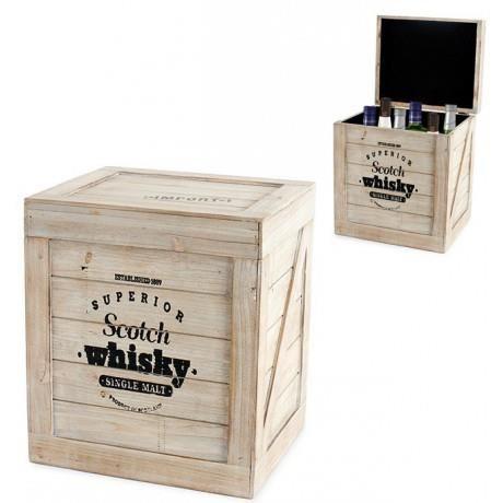meuble pour bouteille alcool